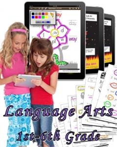 Language Arts Bundle (1st-6th Grades)
