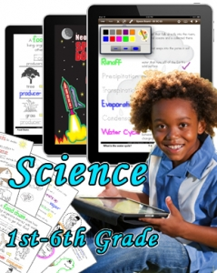 Science Bundle (1st-6th Grades)