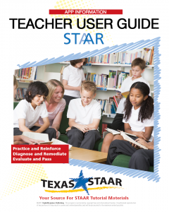 Teacher TX STAAR User Guide