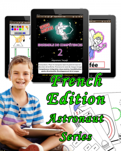 French Edition Astronaut Series (PreK) Bundle