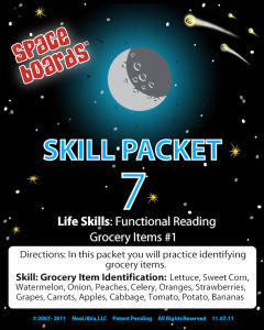 Lunar Series Grocery Items #1