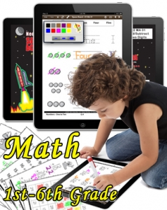 Math Bundle (1st-6th Grades)