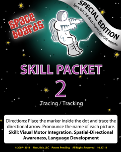 Special Edition Astronaut Series A-02 Tracking & Tracing