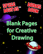 Free Bonus Book Blank Pages for Creative Drawing