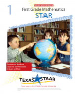Texas STAAR 1st Grade Math Teacher Manual Sample