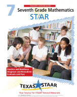 Texas STAAR 7th Grade Math Teacher Manual