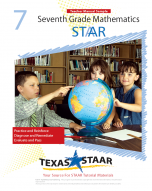 Texas STAAR 7th Grade Math Teacher Manual Sample