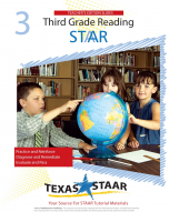 Texas STAAR 3rd Grade Reading Teacher Manual