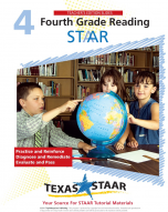 Texas STAAR 4th Grade Reading Teacher Manual