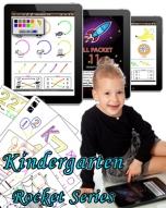 Rocket Series (Kindergarten) Digital Workbooks