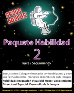 Spanish Edition Astronaut Series A-02 Tracking & Tracing