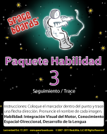 Spanish Edition Astronaut Series A-03 Tracking &Tracing