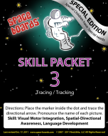 Special Edition Astronaut Series A-03 Tracking & Tracing