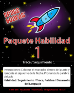 Spanish Edition Rocket Series R-01 Tracking & Tracing