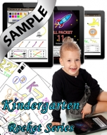 Sample Bundle Rocket Series (Kindergarten)