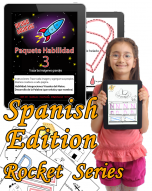 Spanish Edition Rocket Series (Kindergarten) Bundle