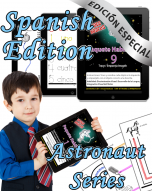 Spanish Special Edition Astronaut Series Bundle