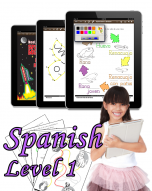 Spanish Edition First Grade Bundle