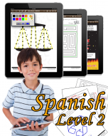 Spanish Edition Second Grade Bundle