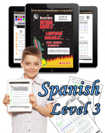 Spanish Edition Third Grade Bundle