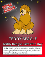 Teddy Beagle Saves The Day