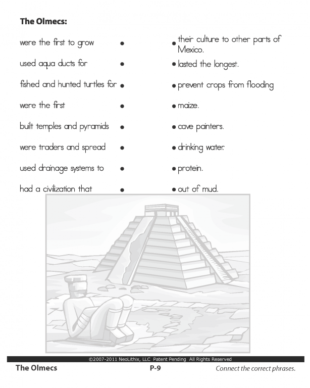 Olmec Civilization Lesson For Kids Studycom 8640586